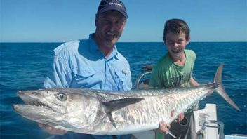 Family fishing charters